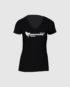 RAIDERS T-Shirt V-Ausschnitt Logo Damen